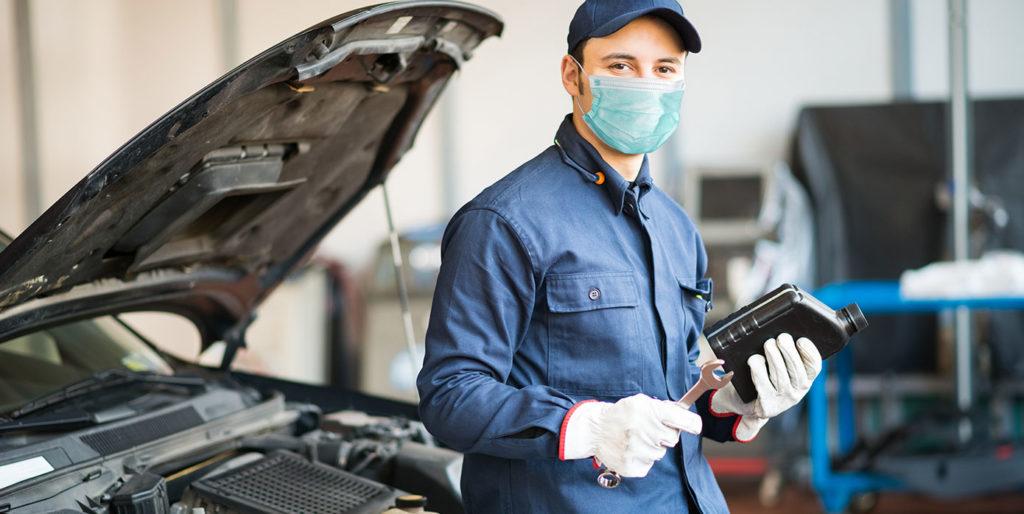 Protocol sanitaire Bosch Car Service